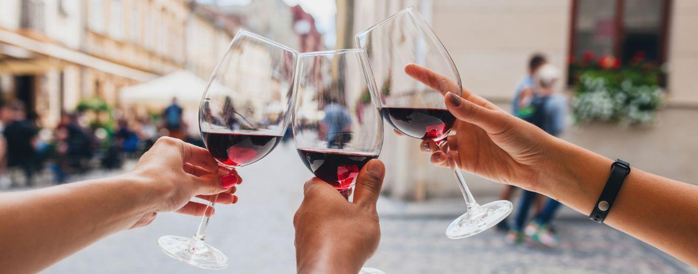 Mijn ontspanningstip: één glas rode wijn per avond